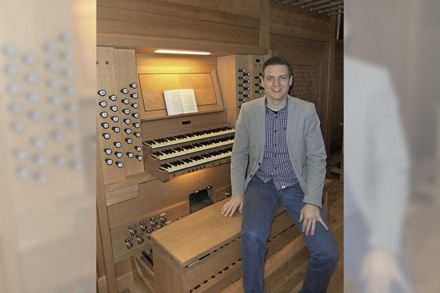 Emporenkonzert mit Andreas Mölder in der Bonifatiuskirche