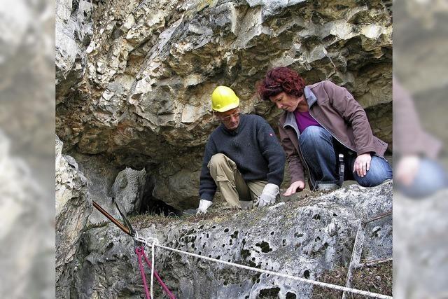Vorerst keine Treppe zu Jaspisdenkmal