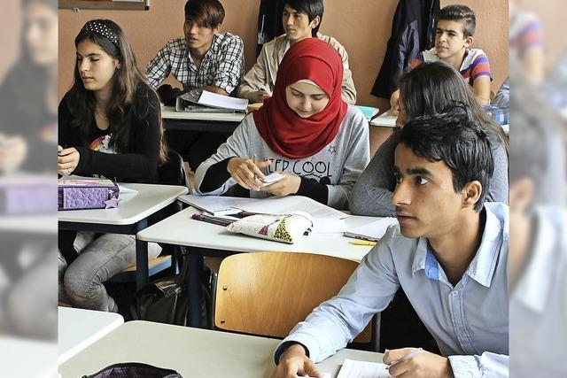 Zeugnisse für Schüler aus aller Welt