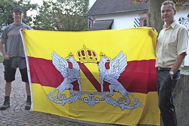 Badische Fahne weht bald über Burg Bärenfels