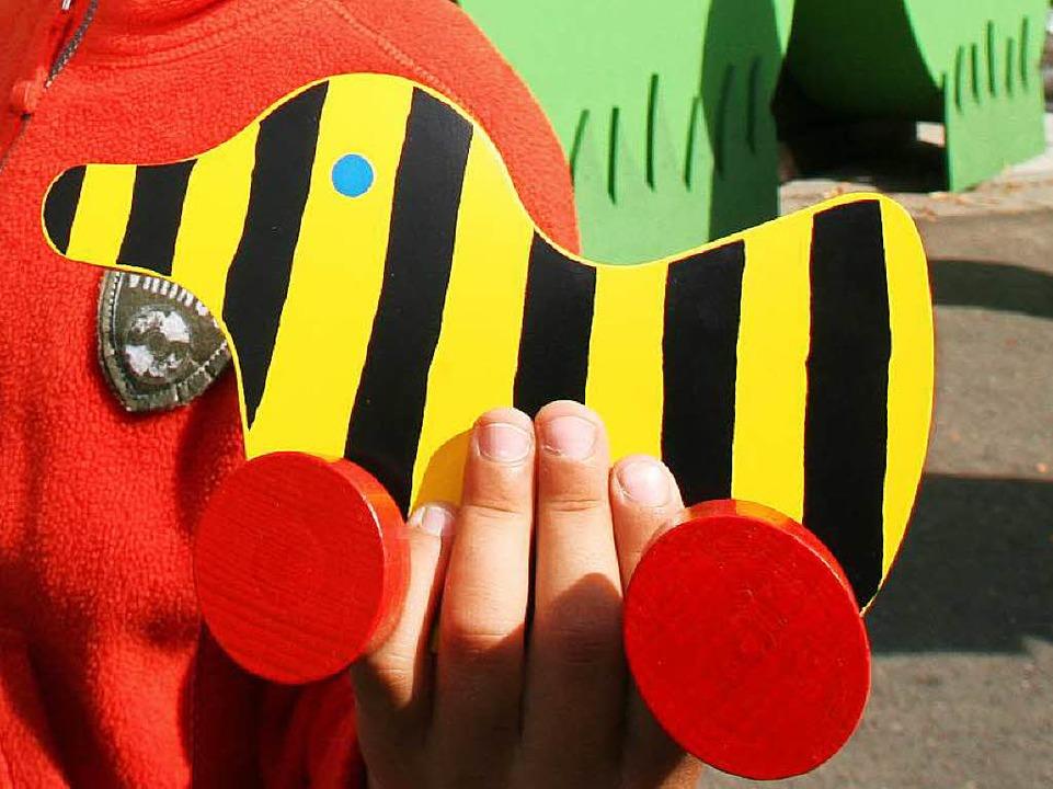 Die Tigerente kennt jedes Kind.  | Foto: dpa