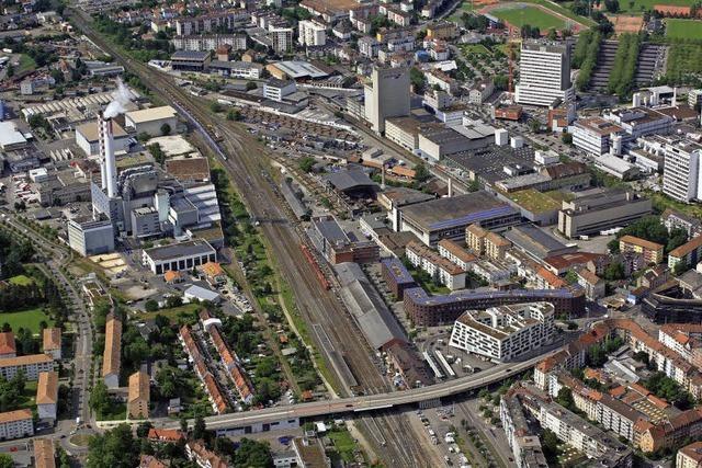 Basel wächst und altert zugleich