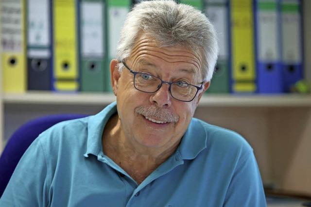 Ein rühriger Lehrer und Lokalpolitiker