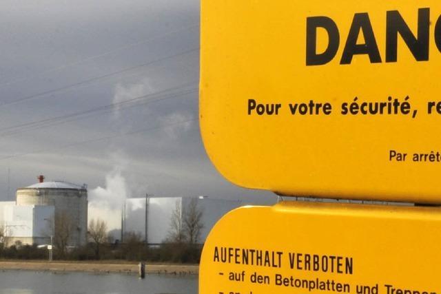 Akw Fessenheim: Atomaufsicht legt Reaktor still