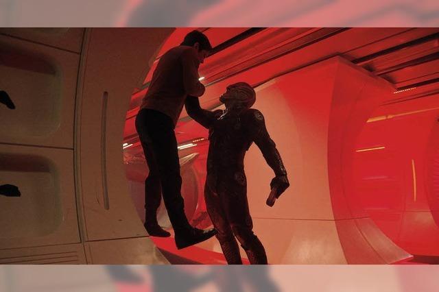Raumschiff Enterprise auf Koks