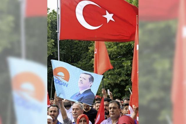 Hassmails an Erdogan-Gegner
