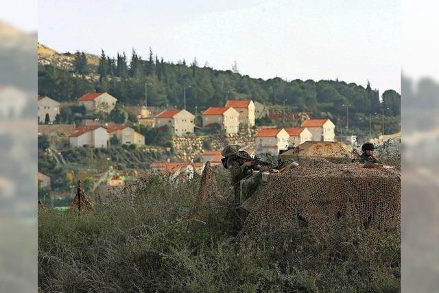 Die israelische Nordgrenze zehn Jahre nach dem Libanonkrieg
