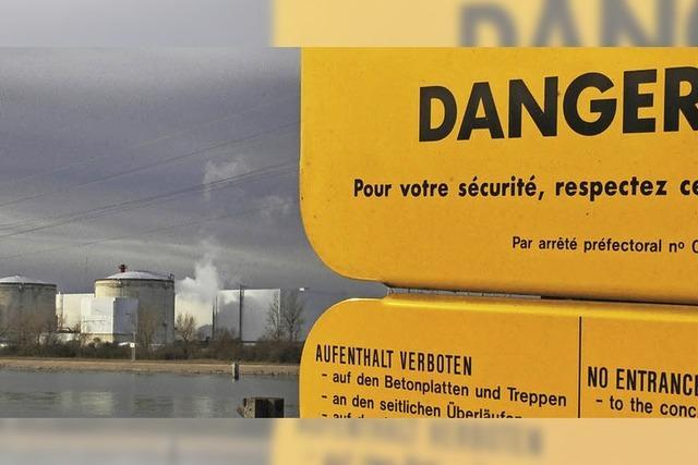 Atomaufsicht legt Reaktor 2 still
