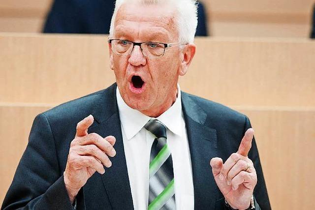 Landtag debattiert über die geheimen Nebenabreden