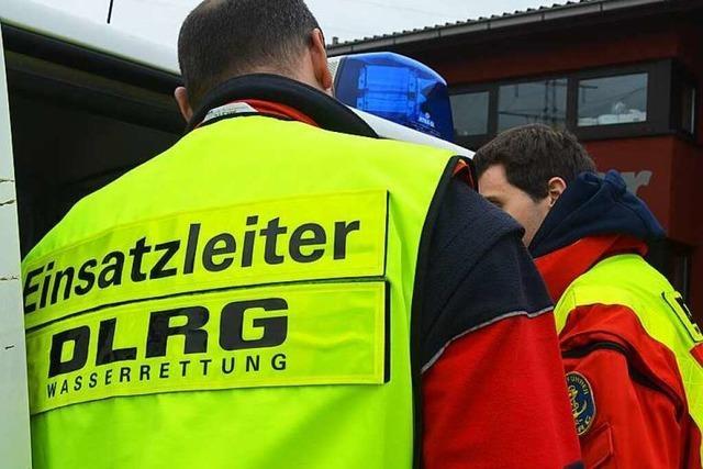 19-jähriger Flüchtling wohl im Rhein bei Bad Säckingen ertrunken