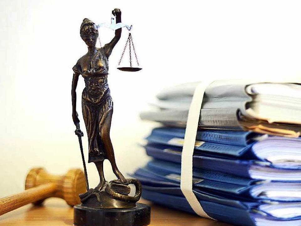Das Landgericht Freiburg hat heute ent...20; bezeichnet zu werden (Symbolbild).  | Foto: dpa