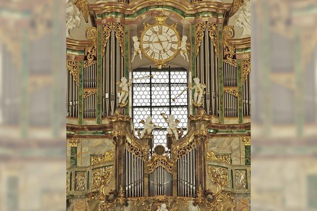 Internationale Orgelkonzerte in St. Peter