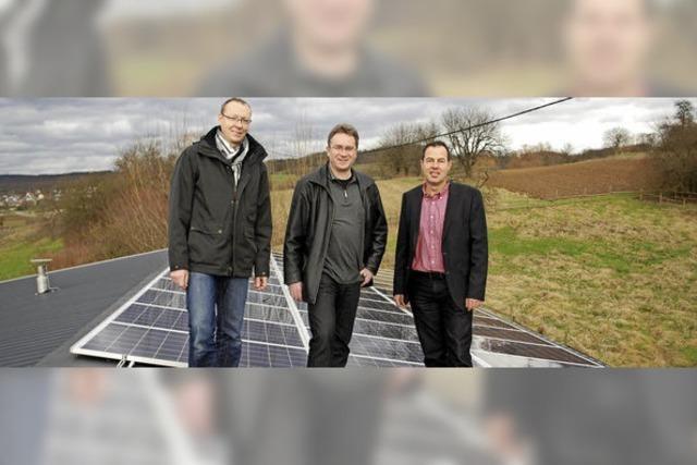 Für mehr Photovoltaik