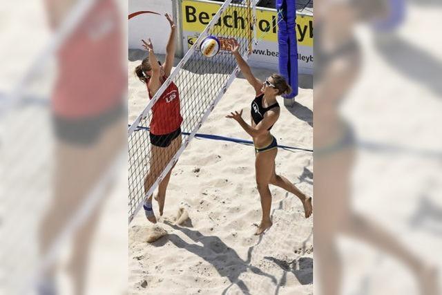 Top-Teams im Sandkasten