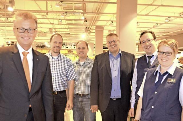 Pro Bad Säckingen will Märkte auf Brennet-Areal