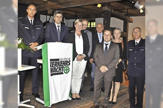 Verkehrswachten Waldshut und Bad Säckingen fusionieren