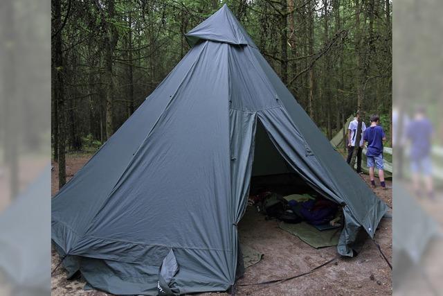 Deutsch-französisches Zeltlager
