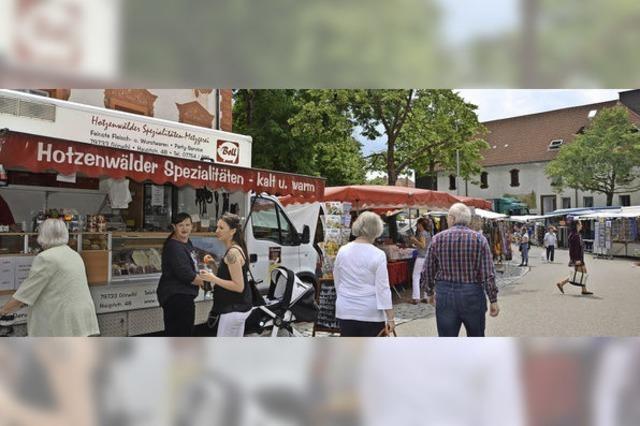 Jacobimarkt in Bonnndorf