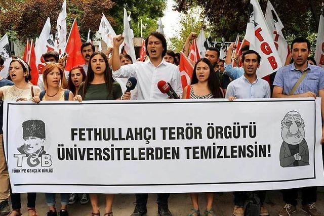 Verhaftungswelle: Erdogan lässt weiter Professoren und Lehrer suspendieren