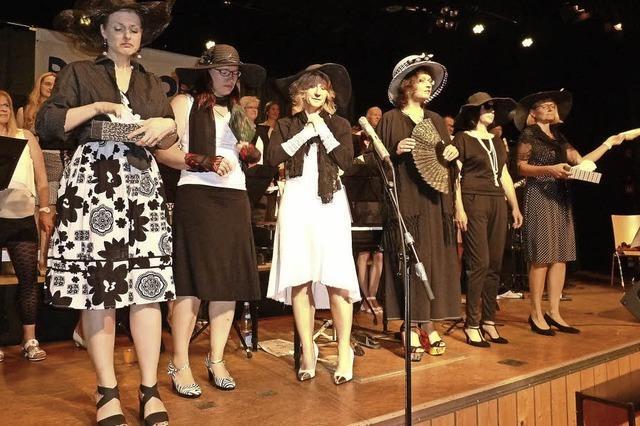 Ein Chor mit Ausstrahlung