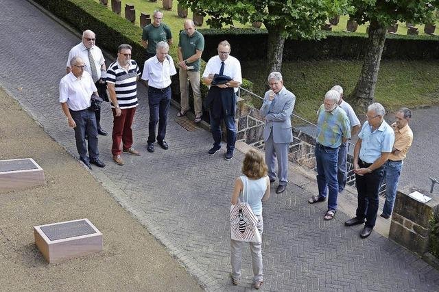 Sanierung der Kriegsgräber-Gedenkstätte auf dem Bergfriedhof ist abgeschlossen