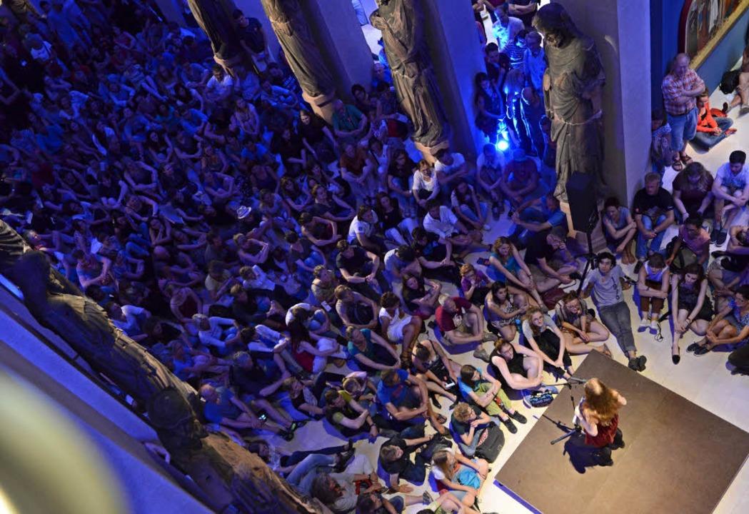 Mit etwa 3400 Besucherinnen und Besuch...füllten die neun teilnehmenden Museen.  | Foto: Rita Eggstein