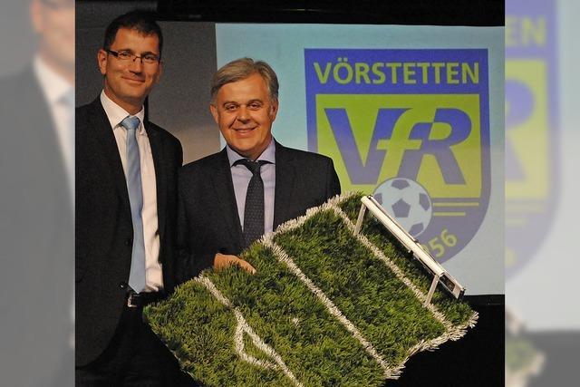 Festakt: 60 Jahre VfR Vörstetten – eine Erfolgsgeschichte