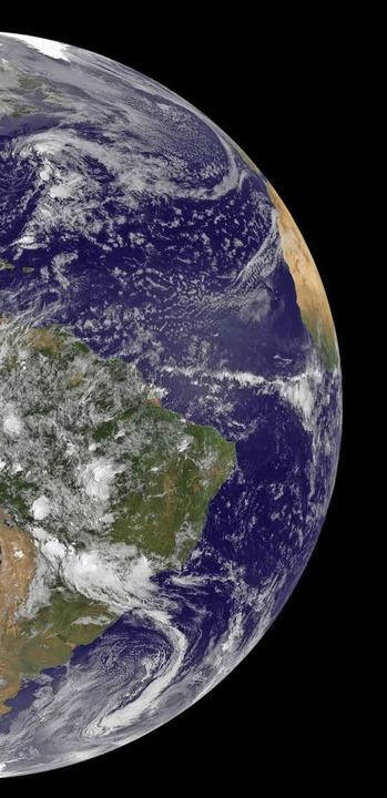 Ozonschicht gerettet, Klima tot? Nach ..., diese Stoffe global einzuschränken.   | Foto: dpa