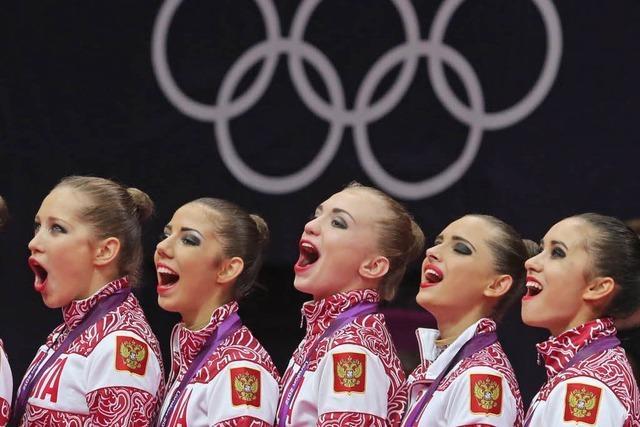 Russen dürfen in Rio mit Rumpfteam starten