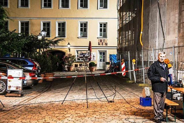 Wie Ansbach den Anschlag erlebt hat