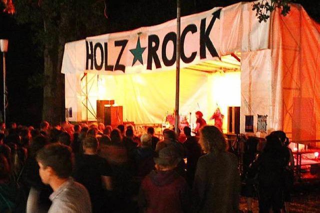 Holzrock-Festival hat sich politischen Anspruch bewahrt