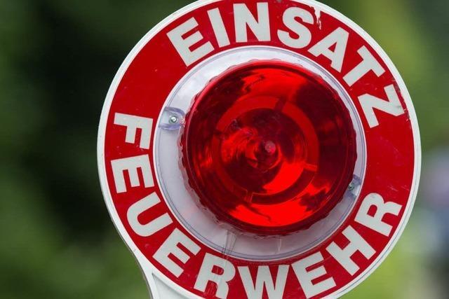 Feuerwehreinsatz nach Küchenbrand im Tiroler Weg