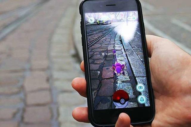 Polizei rückt mehrfach wegen Pokémon-Go-Spielern in Freiburg aus