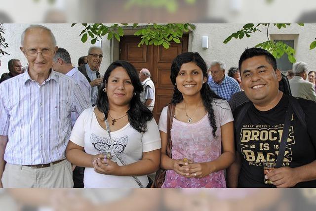 Mit Peru eng verbunden