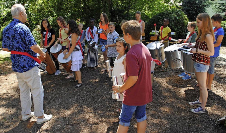 Das diesjährige Sommerfest an der Lili...sse werden sie in Müllheim verbringen.  | Foto: Zimmermann/Schmidt