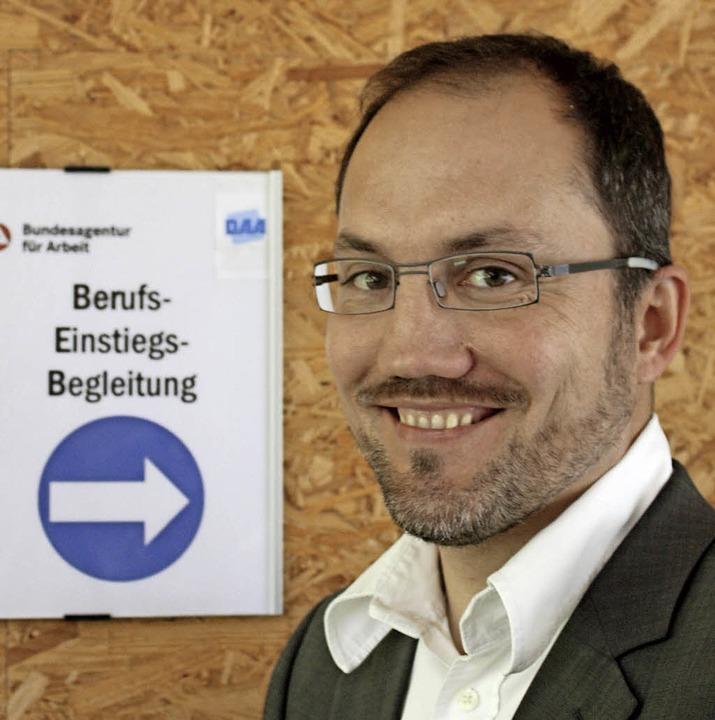 Konrektor Dieter Behm  | Foto: Barbara Schmidt