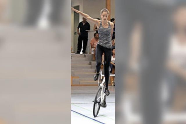 Alisa Lais glänzt bei der Premiere in der Eliteklasse