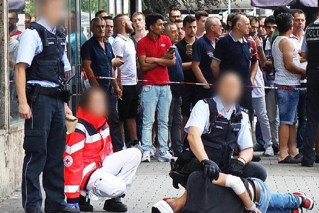 Reutlingen: Der Täter und sein Opfer waren ein Paar