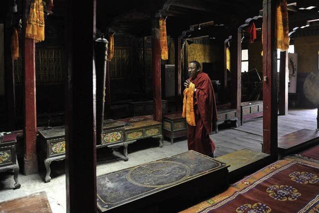 Jahrhundertelang lebten die Menschen im nepalesischen Königreich isoliert