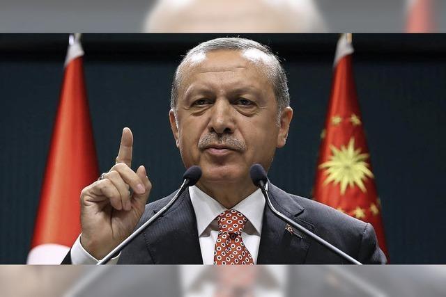 Türkische Journalisten inhaftiert