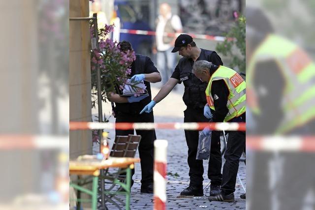 Attentat in Ansbach hat islamistischen Hintergrund