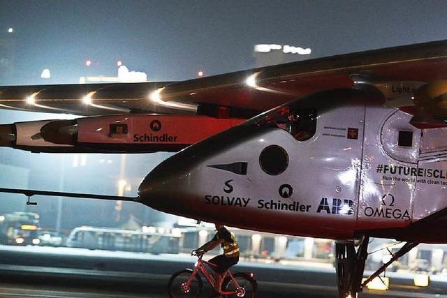 Solar Impulse 2 schafft Weltumrundung nach 500 Tagen