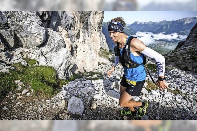 Lukas Naegele gewinnt Zugspitz-Marathon