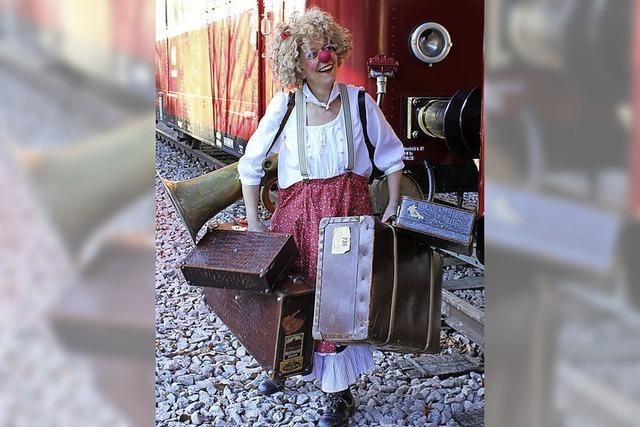 Clown Thusnelda macht Ferien - in Löffingen