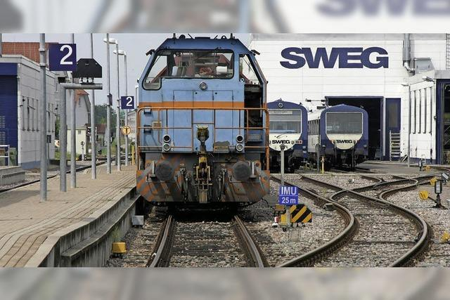 SWEG will noch 2016 bauen