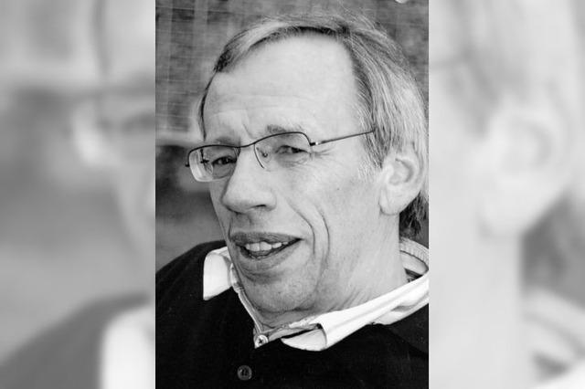 Trauer um Eberhard Gallus, den langjährigen Chef des SV Niederschopfheim