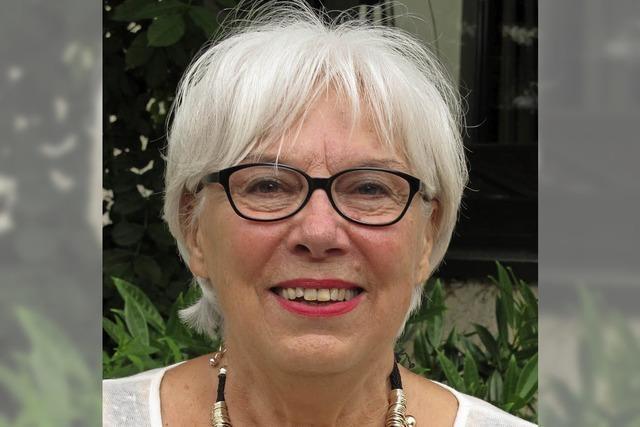 Cornelia Ebinger-Zöld, Organisatorin der Mundarttage, stirbt im Alter von 67 Jahren