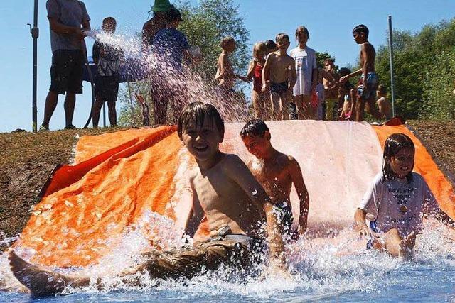 Drei Wochen Ferienspaß im Tutti Kiesi