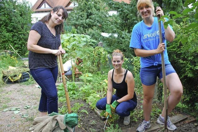 Gartenbau im Ehrenamt