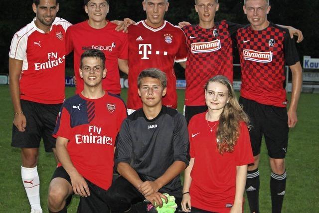 Spannende Spiele bei den Sporttagen in Burkheim